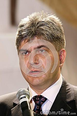 Razvan Stefanescu Editorial Stock Photo