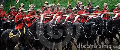 RCMP Editorial Image
