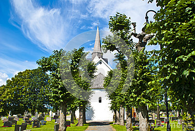 Råde church (east)