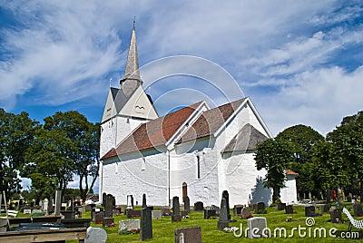 Råde church (east south-east)