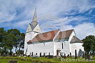 Råde church (south-east)