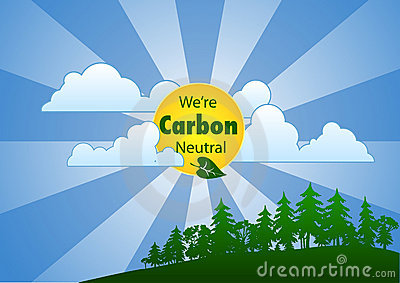 We re Carbon Neutral (landscape)
