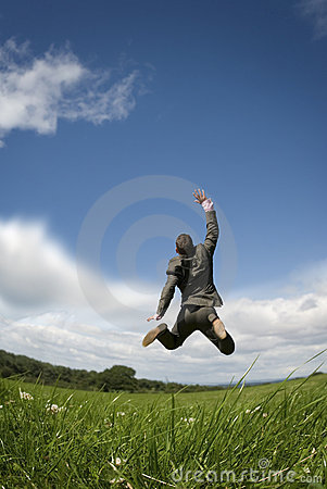 Free Reach For The Sky Stock Photography - 5855282