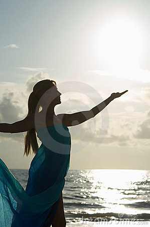 Free Reaching To Catch The Sun Stock Photography - 11241102