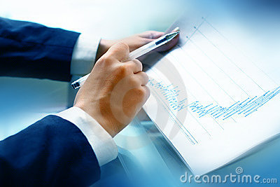 Read financial report