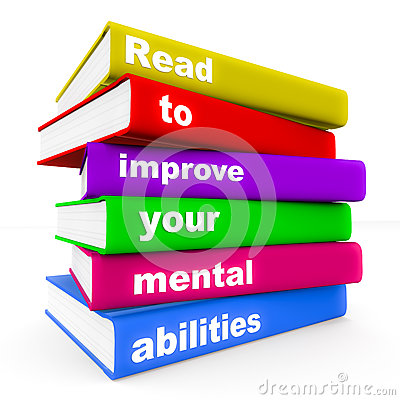 Read to improve mental ability