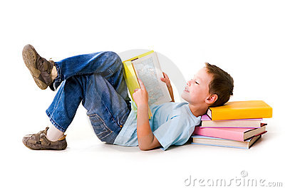 Reading Stock Photography - Image: 10613662