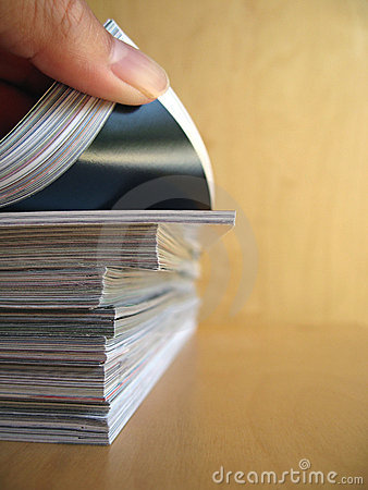 Free Reading Materials Stock Photos - 708973