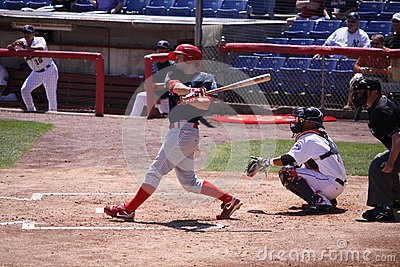 Reading Phillies Tim Kennelly Editorial Photo