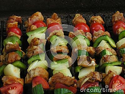 Ready al BBQ