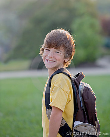 Free Ready For School Royalty Free Stock Images - 6309509
