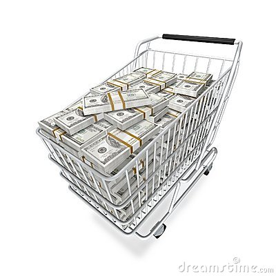 Free Ready For Shopping Royalty Free Stock Photos - 479978