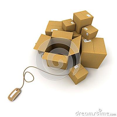 Ready online shipment