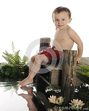 Ready for a Swim