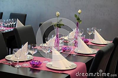 Ready Table