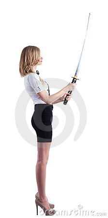Ready to die? Stock Photo