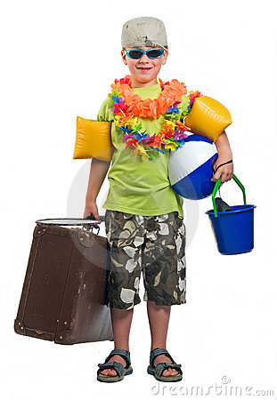 Free Ready To Go On Vacation Stock Images - 7142004