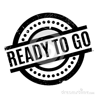 Free Ready To Go Rubber Stamp Stock Photography - 87306722