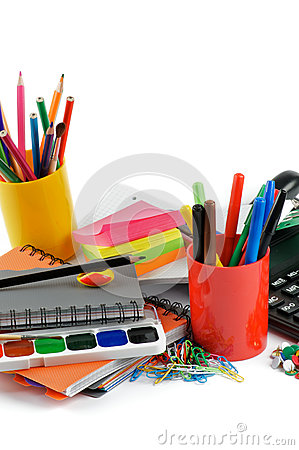 Free Ready To School Stock Photography - 26325072