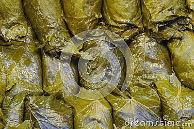 Ready to wrap mass grape leaf Turkish sarma yapragi Tokat Turkey