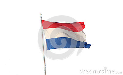 Real Dutch Flag