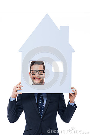 Real-estate agent
