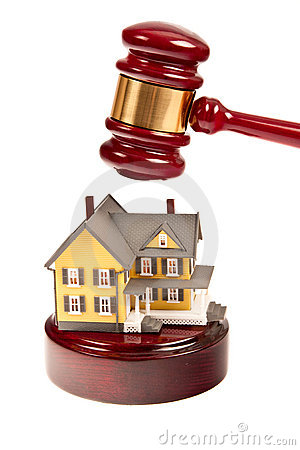 Free Real Estate Auction Royalty Free Stock Images - 11627469