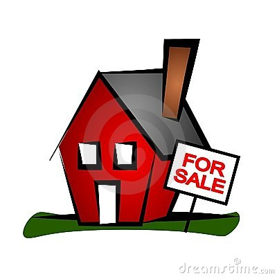 Real Estate Clip Art House 3