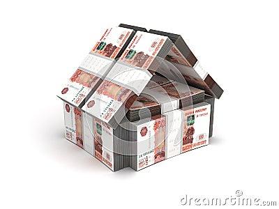 Real Estate Concept Ruble