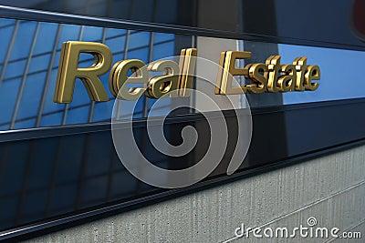 Real estate facade
