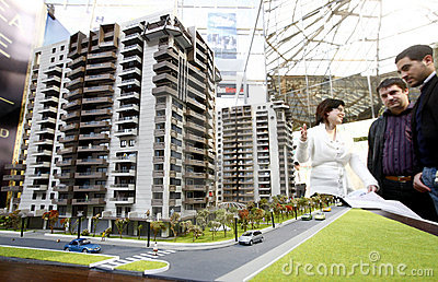 Real estate fair Editorial Photography