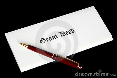 Real Estate Grant Deed Documents