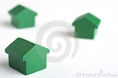 Real Estate Home & Housing Concept Stock Image - Image: 8130791