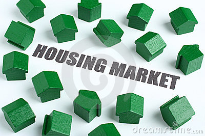 Real estate housing market collapse