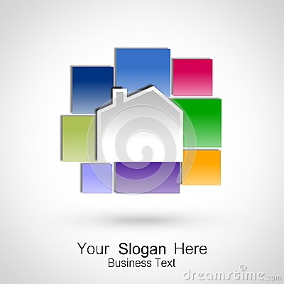 Real Estate icon design