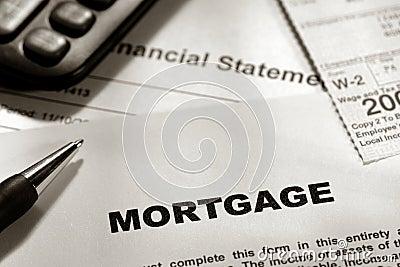 Real Estate Lender Mortgage Application Form