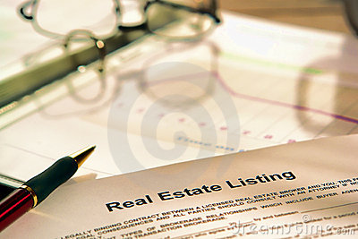 Real Estate Listing Contract on Realtor Marketing