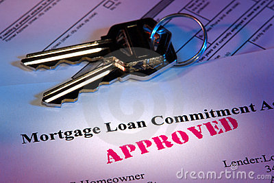 Real Estate Mortgage Lender Approved Loan Document