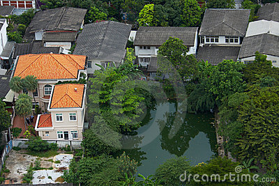 Real estate with own lake