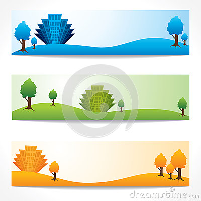 Free Real Estate Website Header Stock Photos - 29362813