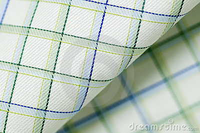 Real gridded fabric