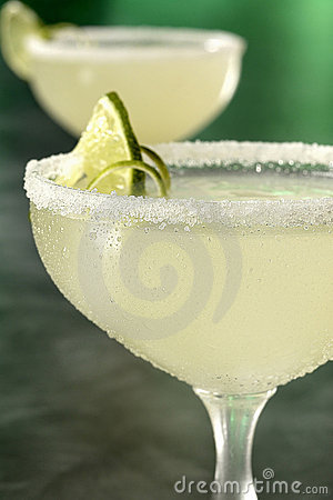 Real Mexican Margarita up close