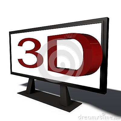 Real time 3d object