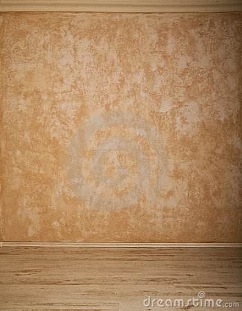 Free Real Wall Of A Modern Room Stock Image - 9258311