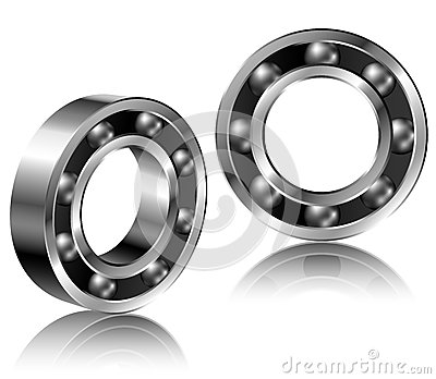 Realistic bearing set