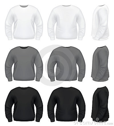Realistic Men s Sweater