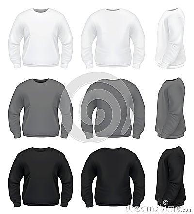 Realistic Men s Sweater
