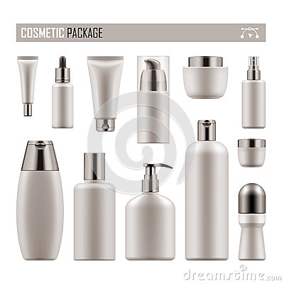 Free Realistic Package For Cosmetic Product Stock Photo - 88428910