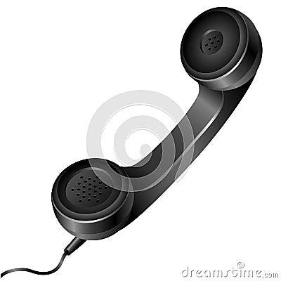 Realistic telephone handset