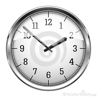 Realistic_Wall_Clock